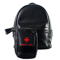 2017 New Style First Aid Kit Big Car Emergency Kit Outdoor Emergency Bag Travel Camping Survival
