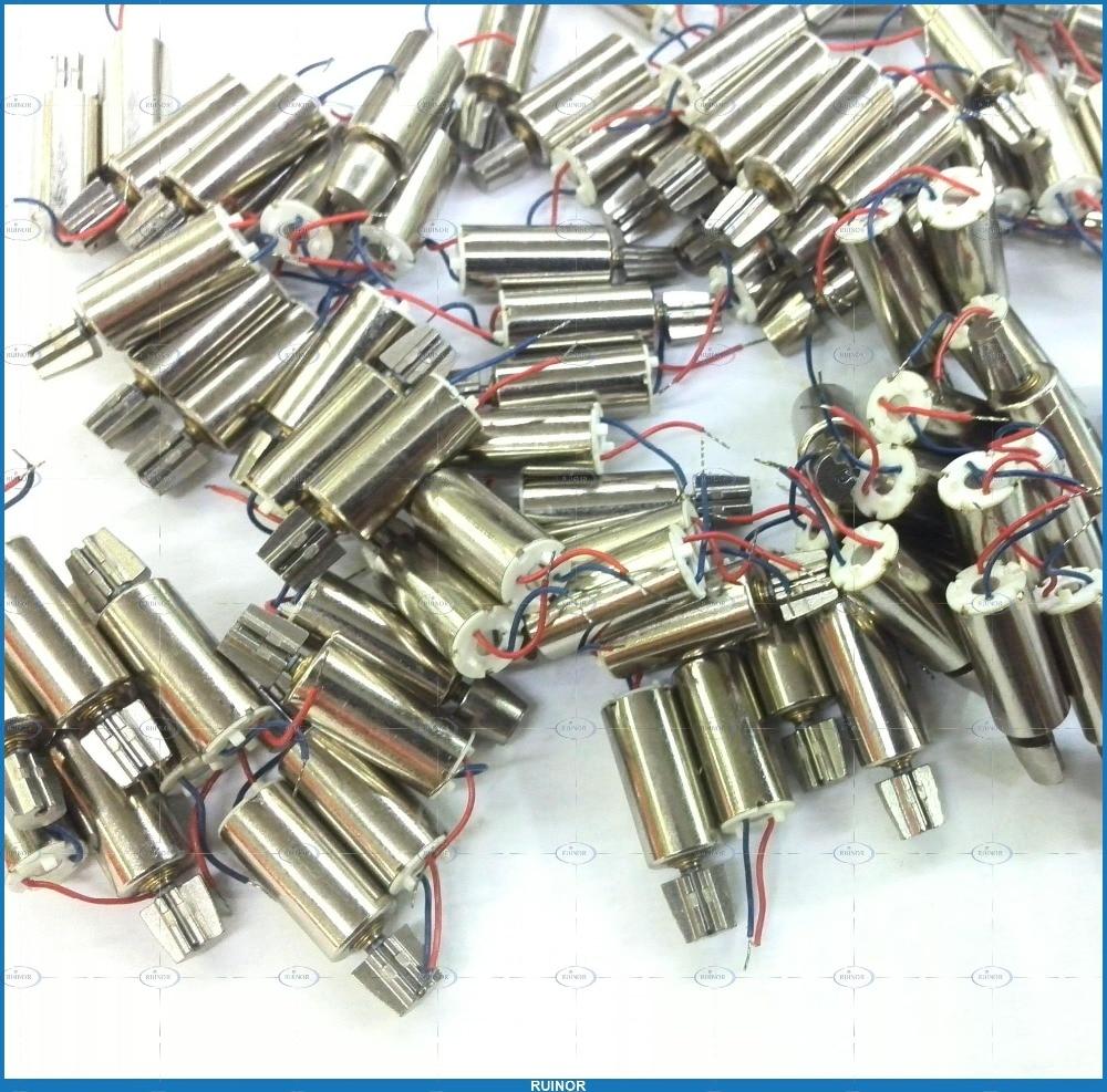 DC 1.5V-3V 0716 7mm*16mm Micro Mini Coreless Vibration Vibrating Vibrator Motor