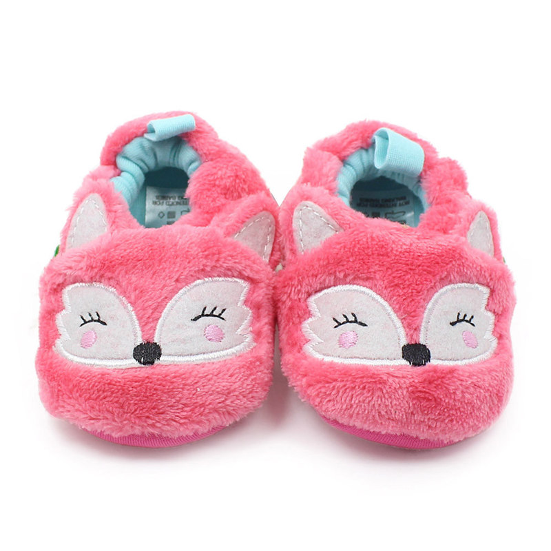 Baby Boy Soft Infant Toddler Newborn Warming Shoes