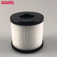 GIAHOL 1PC 2PC H12 Filtro HEPA ad Alta efficienza per auto purificatore d'aria di Pulizia Parti Filtri