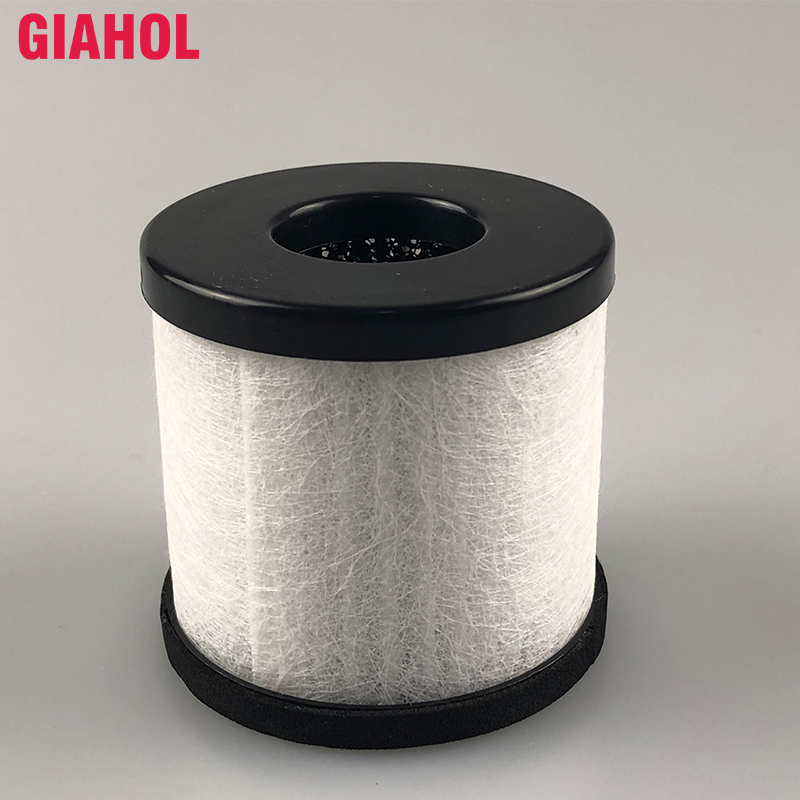 GIAHOL 1PC 2PC H12 High efficiency HEPA Filter for TCA0002 Car Air Purifier Replacement Cleaning Parts Filters
