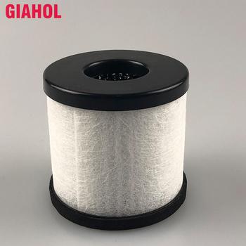 GIAHOL 1PC 2PC H12 wysokowydajny filtr HEPA do filtrów do czyszczenia części samochodowych tanie i dobre opinie Sterylizować 4000000 sztuk m³ Zasilanie pojazdu TCA0002A 10㎡ D60*H60mm Black