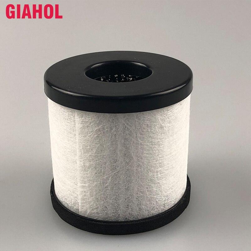 Giahol 1 pc 2 h12 alta eficiência filtro hepa para carro purificador de ar peças limpeza filtros