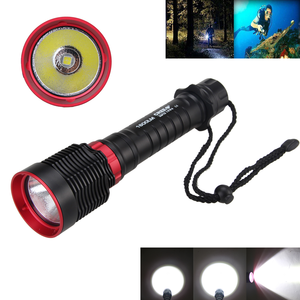 3000Lumen  XHP70 Underwater 50M Scuba LED Diving Flashlight Torch Scuba Diver Light Lamp New мумие цельное очищенное купить украина