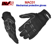 SAFETY-INXS  mechanic gloves MAC01 Earthquake resistance protective gloves Comfortable flexible Wear-resistant safety gloves