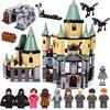 CX 16029 1033Pcs Model Building Kits Compatible With Lego 5378 Harry Potter Hogwort Castle 3D Bricks