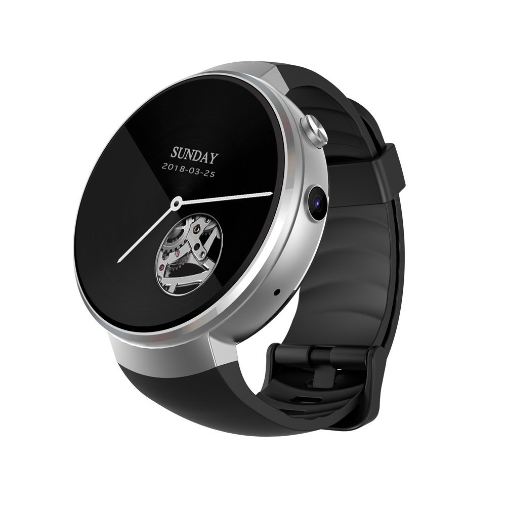New 4G network smart watch supports multi-language intelligent voice search step heart rate SIM card sports waterproof watch MEN