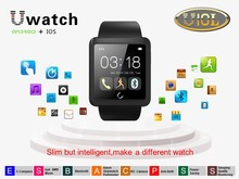 U Watch U10L Bluetooth Smart Android Watch Phone Activity Tracker Sport Pedometer Anti lost Smartwatch For