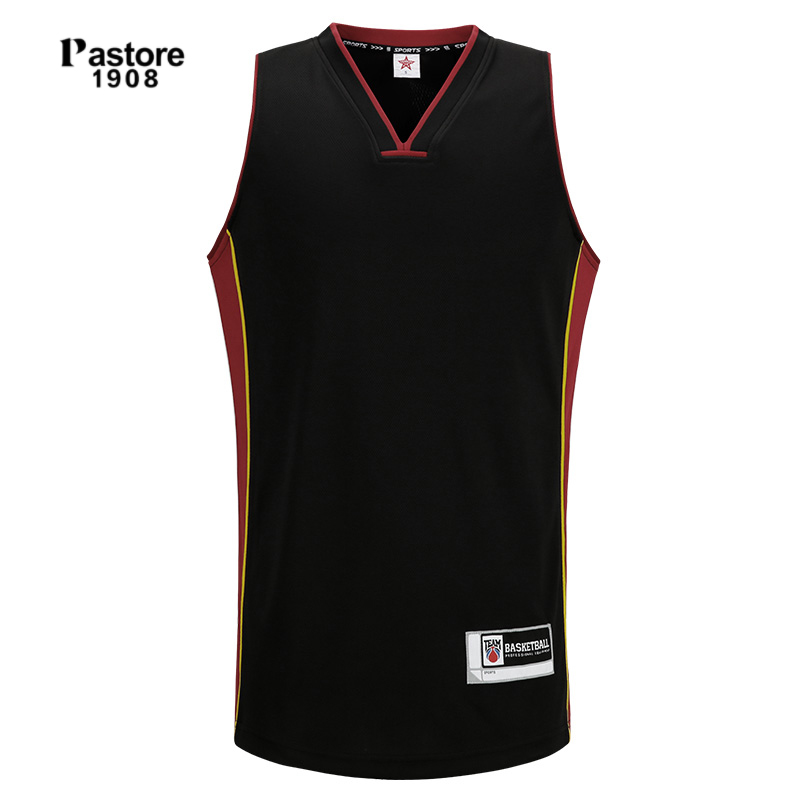 4ac2d20583d pastore1908 mens Basketball Jersey suit quick dry breathable running  sportswear set Personalise pattern custom jersey black306AB-in Basketball  Jerseys from ...