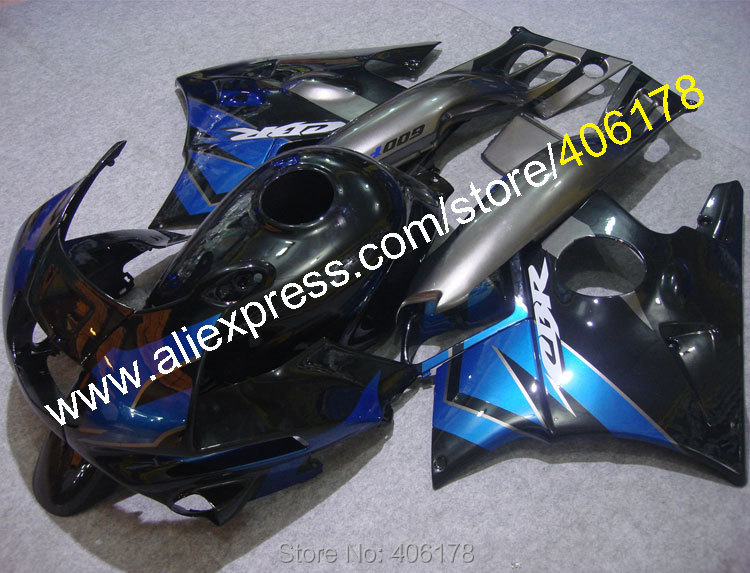 Hot Sales,For Honda CBR600RR-F2 1991 1992 1993 1994 CBR600RR F2 91 92 93 94 CBR 600 RR CBR 600RR Blue ABS Motorcycle Fairing Set 3d ручка feizerg f 001 blue