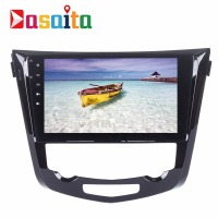 Dasaita 10 2 Android 7 1 Car GPS Player Navi For Nissan X Trail 2014 2017