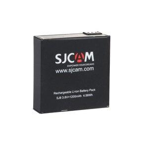 Image 5 - الأصلي SJCAM SJ8 بطارية (2 قطعة بطاريات + شاحن مزدوج) 1200mAh بطارية ليثيوم أيون قابلة للشحن ل SJCAM SJ8 عمل الكاميرا