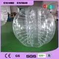 Livraison gratuite 1.5 m gonflable humain Hamster balle bulle Football bulle ballon Football Zorb balle PVC Transparent jeux de plein air jouets