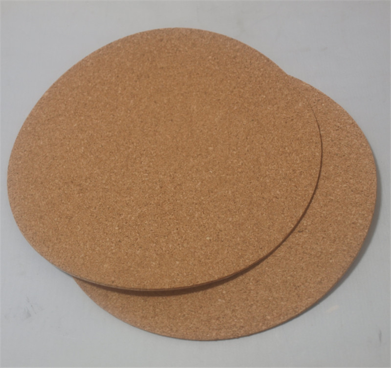 Dynamic Fussor 4pcs* 3d Printer Round 200mm 3mm Thick Issulation Cork Sheet For Mk2y Heatbed Heat Bed Hot Plate Round 200 Mmfo 3d Printer Parts & Accessories