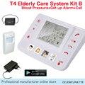 433.92 MHz GSM Sistema de Alarma de Seguridad Para El Hogar Cuidado de Ancianos Que Viven Guarder Mayor Ayudante SOS Alarm System Support Todos Los Detectores T4B