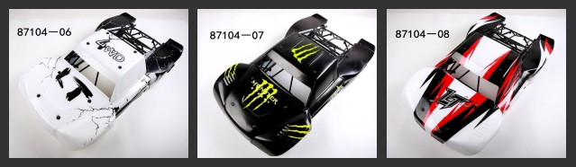 Body Panel With Rollcage Fit For 1/5 Losi 5ive T Rovan Lt Kingmotorx2 Parts & Accessories