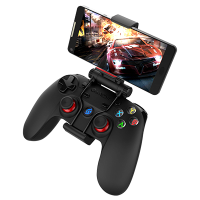 GameSir G3s Gamepad (Noir, Vert, Orange Couleur) pour PS3 Contrôleur Bluetooth 2.4 ghz snes nes pour SONY Playstation (NOUS Post)