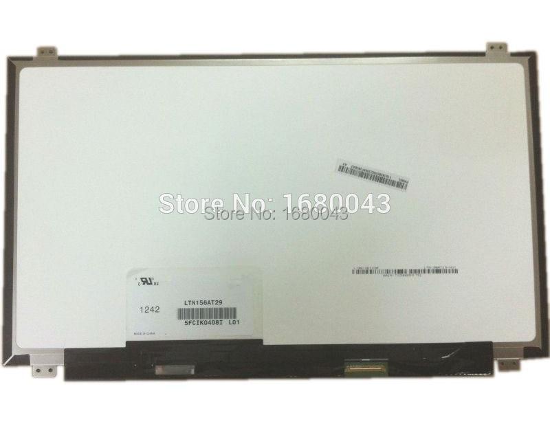 цена на LTN156AT29 L01 fit LTN156AT20 LTN156AT30 LTN156AT11 07 B156XW04 B156XW03 LP156WH3 TLL1 B156XTN03 LCD Screen 40PIN