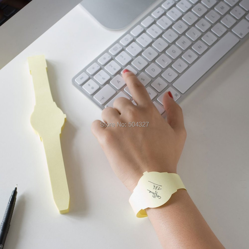 Watch Post It Notes Watches Sky Picture More Detailed Picture About Free Shipping