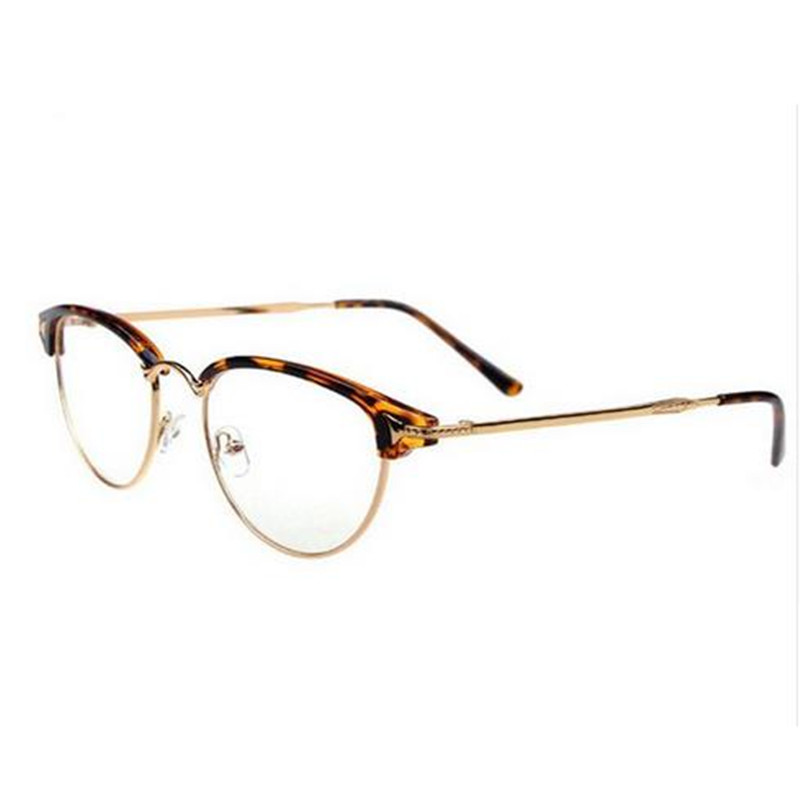 New Reading Glasses Frames Alloy Spindly Legs European Standards Men Women Decorative Glasses Writing Glasses Frames NO Degree