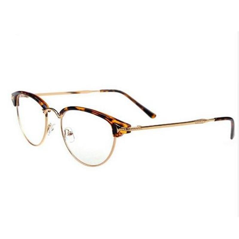 New Reading Glasses Frames Alloy Spindly Legs European Standards Men Women Decorative Glasses Writing Glasses Frames NO Degree