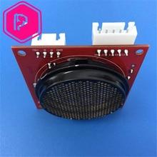 Port série/pwm/rs485 Mesure la hauteur À Ultrasons Capteur/L'intégration Numérique Sortie Haute Précision de Mesure de Distance Module