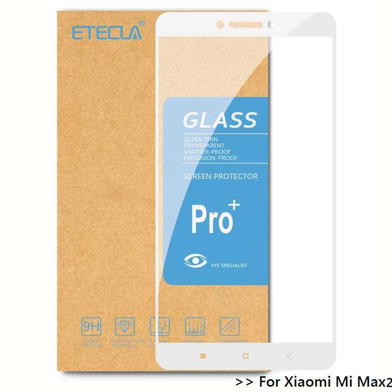 ل شياو mi mi Max 2 الزجاج المقسى على شياو mi mi Max2 الزجاج Xio mi mi max 2 mi max2 0.26 مللي متر Xiao mi mi Max واقي للشاشة