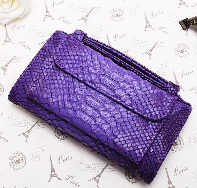 OZUKO новые сумки из натуральной кожи для женщин сумка Роскошные сумки на плечо для женщин дизайнер животных крокодил узор телефон клатч - Цвет: purple