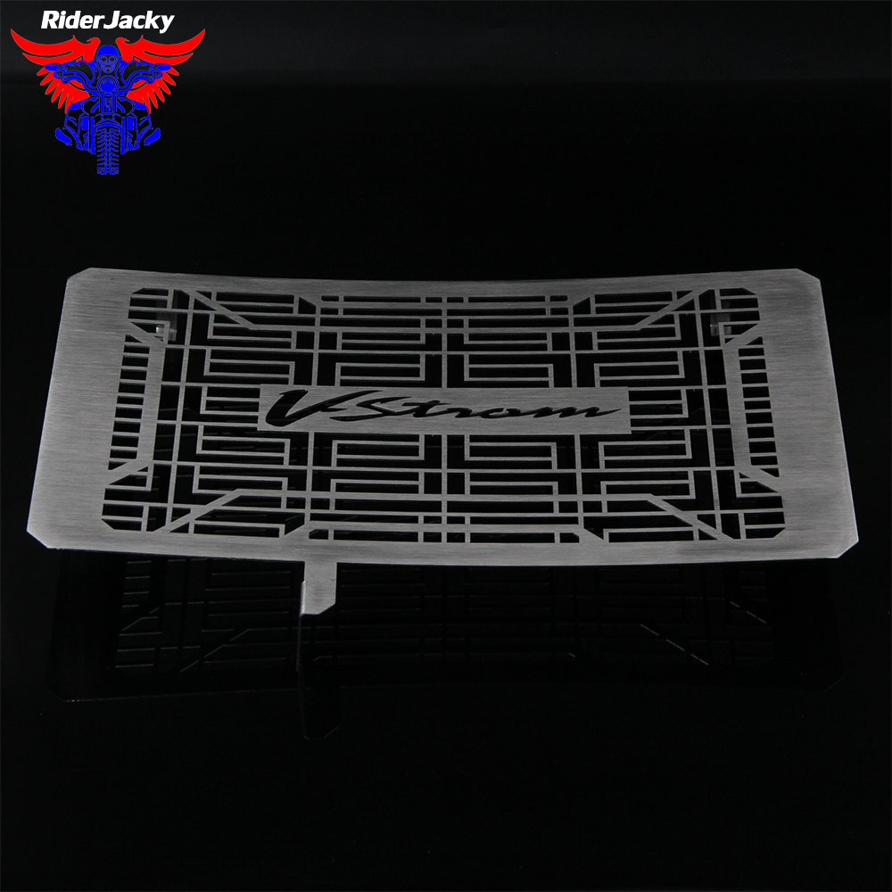 Riderjacky For SUZUKI VSTROM DL650 DL 650 V STROM 2013 2018 2014 2015 2016 2017 Motorcycle Radiator Grille Guard Cover Protector in Covers Ornamental Mouldings from Automobiles Motorcycles