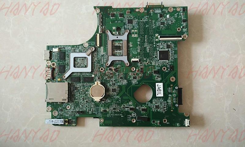 Dell Inspiron 5323 Intel i3-3227U Motherboard N4WWY 0N4WWY DA0V07MBAD1