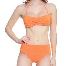 COSPOT для женщин из двух частей купальник стринги комплект бикини плавание одежда Push Up бразильский женский купальник
