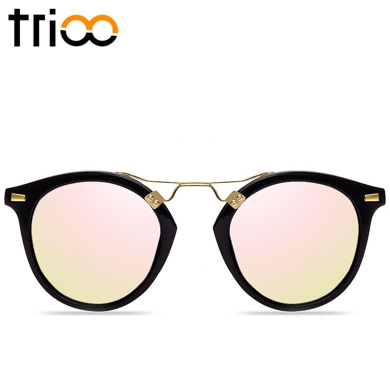 TRIOO მცირე მრგვალი სათვალე - ტანსაცმლის აქსესუარები - ფოტო 2