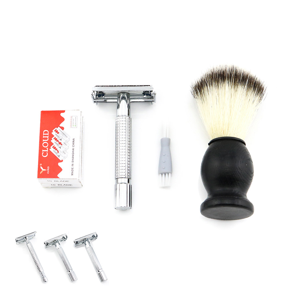 Double Edge Safety Razor Metal Shaving Razor 8306H 8206E 8206M Yingjili Good Quality Low Price 1PCS/LOT NEW