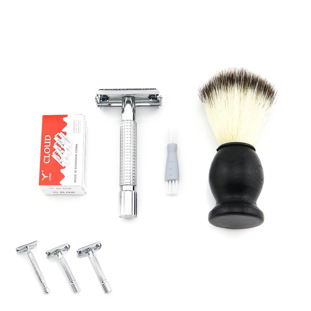 Double Edge Safety Razor Metal Shaving Razor 8306H 8206E 8206M Yingjili Good Quality Low Price 1PCS/LOT NEW