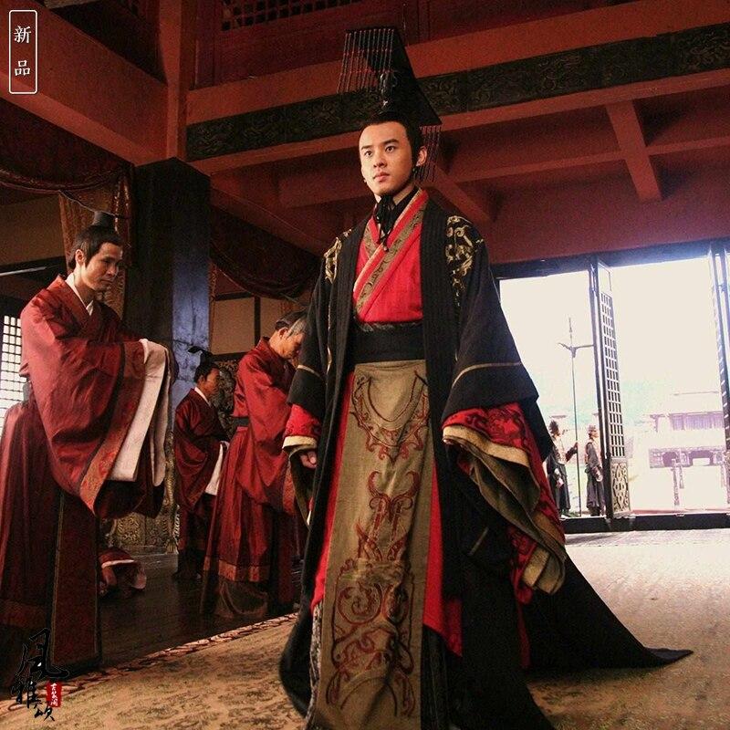 Authentic Han Wedding Costume 3