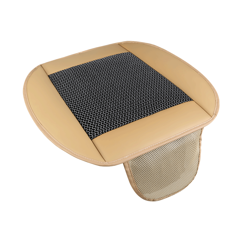 Preferred For Summer Ventilation Cushion with High-Power Fan Drain Sweat Keep Cool Dry Car Seat Cover Pads for all cars DV 12V