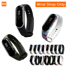 Sport Fitness Bracelet For Xiaomi Mi Band 3 Watch Fashion Cute Silicone Mi Band Strap Replacement Wrist Straps for Miband 3(China)