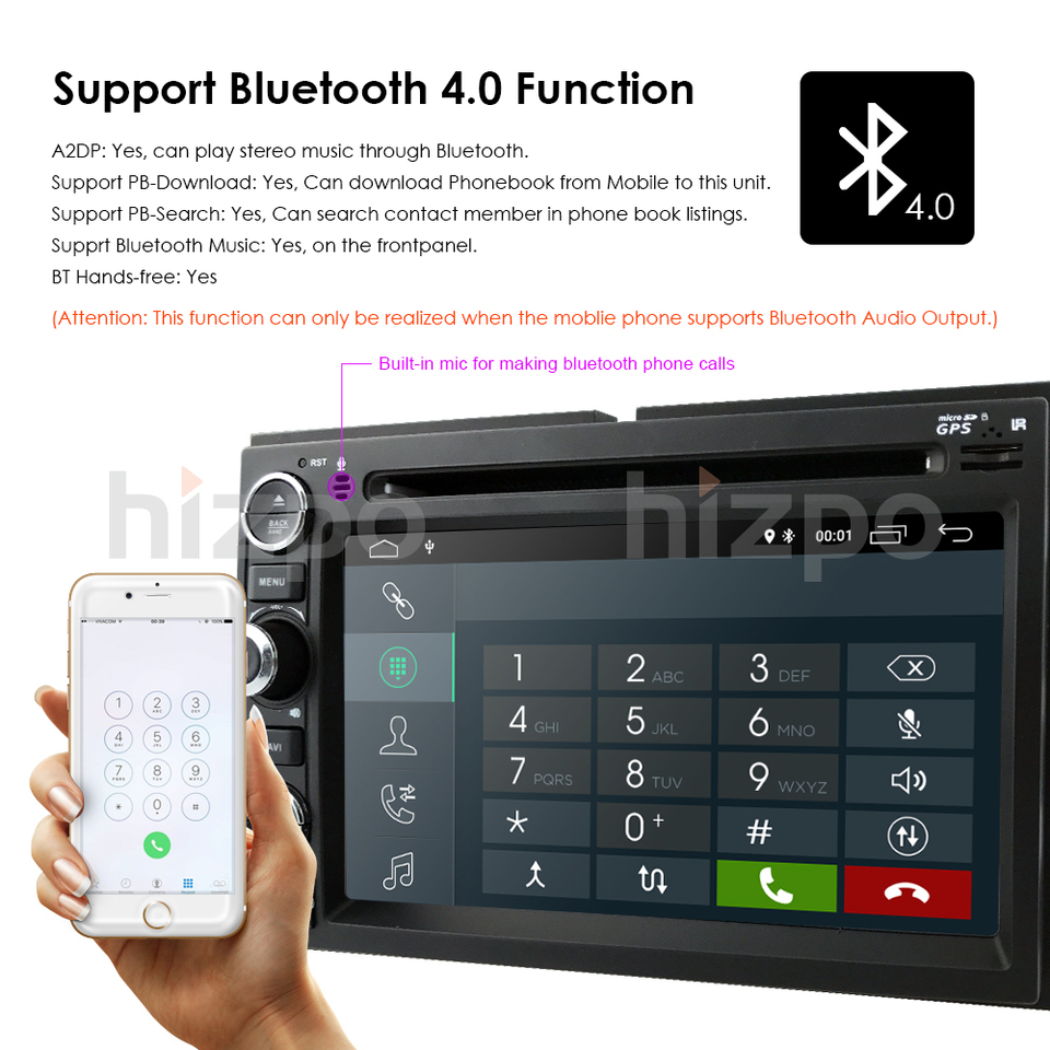 1024*600 Pure Android8 1 Capacitive Screen Car DVD GPS For Ford Focus  Fusion Expedition F150 F250 F500 Escape Edge Mustang 2GRAM