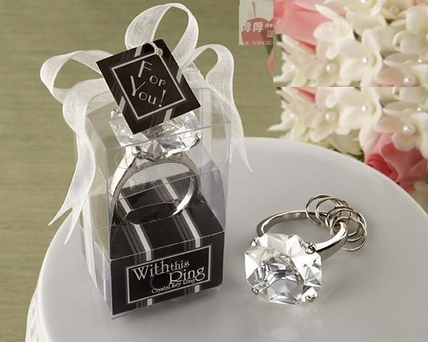 30pcs / lot Vjenčanje rođendan Take-home favorizira akril Diamond - Za blagdane i zabave - Foto 5