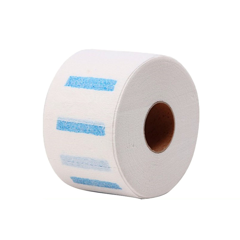 Necks Covering Neck Paper Roll Cutting Dressing Hair Dresser Supply 1 Roll Disposable  Hairdressing Collar Accessory