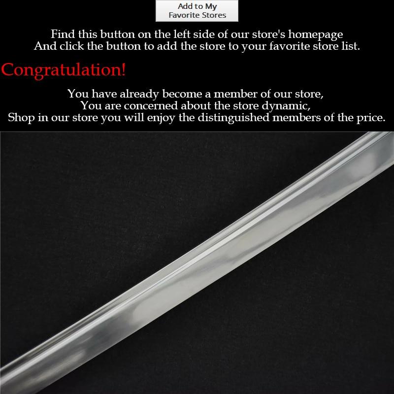 Katana Samurai Japanese Sword Katana Sword Carbon Espada Katana Samurai Handmade Katana Sword Battle Ready