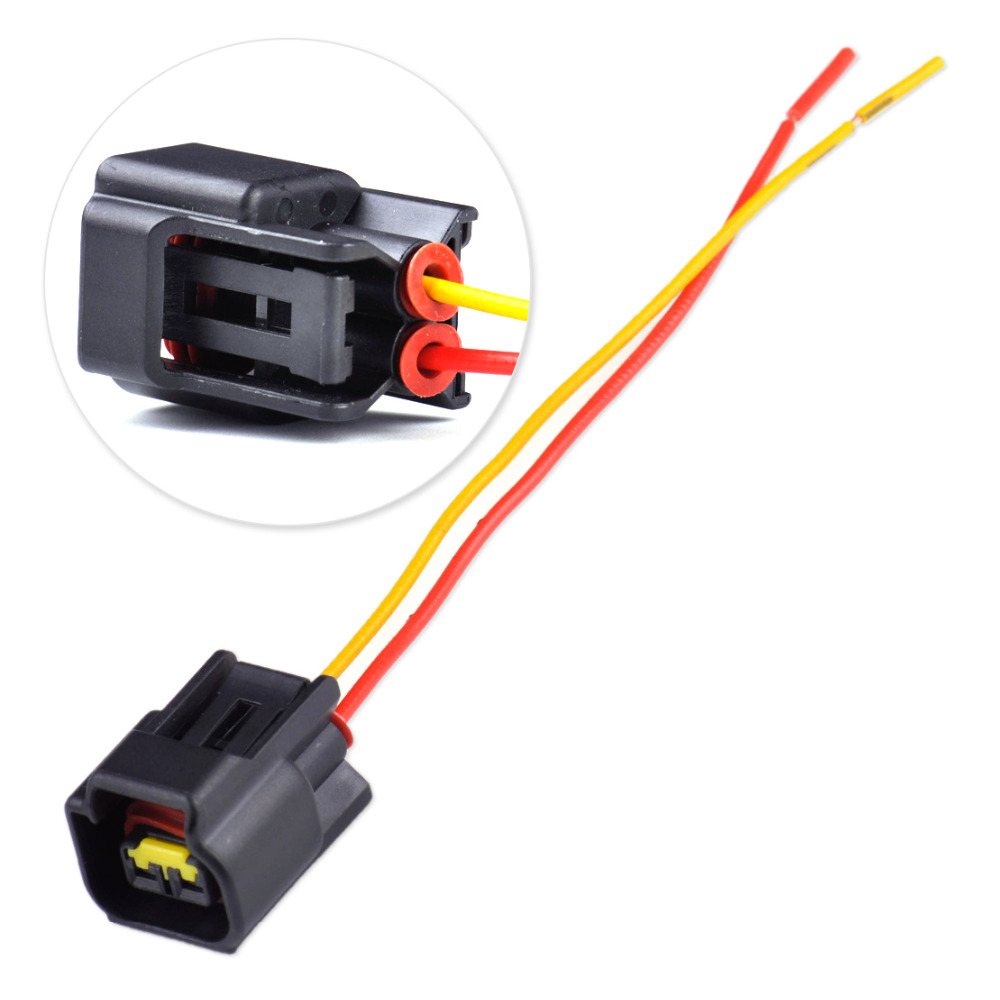 Modular Boat Wiring Harness Library Beler 8x Ignition Coil Connector For Ford Focus Mustang 46l 54l
