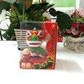 Envío gratis 4 unidades por lote columpio bajo plena luz Solar regalos navidad la novedad juguetes solares solares baile chino leones