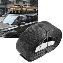 Ratchet Belt Down-Straps Cargo-Lashing Buckle Luggage Tie-Down-Belt-Tie Strong with Metal