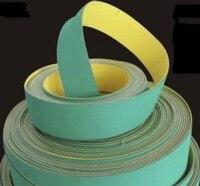(customized belt ) 1000x50x2mm Woodworking Paning Planer Belt Nylon Flat Timing Belt