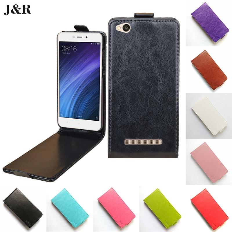 Xiaomi Redmi 4A Case Cover Luxury PU Leather Case For ...