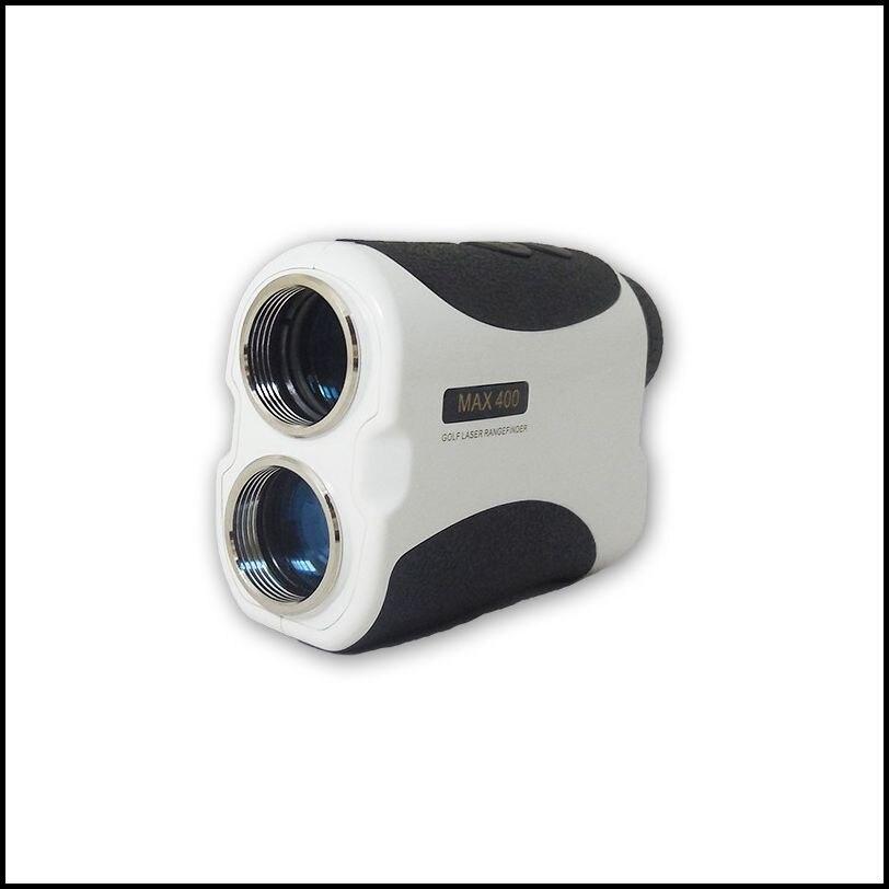 400m White Portable Golf Laser Rangefinder With Pin Sensor for Hunting range finder measure laser distance meter speed tester  цены