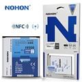 NOHON Встроенный Оригинальный Аккумулятор Для Samsung Galaxy S4 SIV I9500 I9508 I9505 I9507V 2600 мАч Высокая Емкость Батареи Телефон С NFC