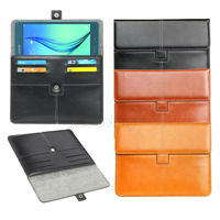 Luxury PU Leather Briefcase For Samsung Galaxy Tab S2 9 7 T810 T815 Tab E 9