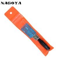 dual band כף יד נאגויה מקורי NA-773 SMA-M זכר להארכה Dual Band 144 / 430MHz 2.15 dBi שני הדרך רדיו UHF VHF אנטנה כף יד (1)